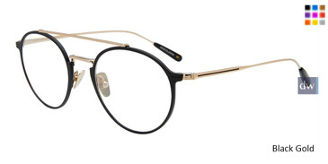 Black Gold John Varvatos V174 Eyeglasses