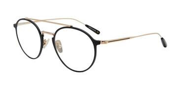 Black Gold John Varvatos V174 Eyeglasses.