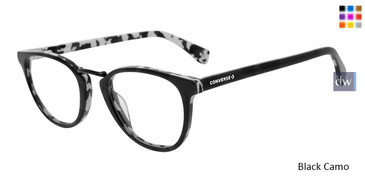 Black Camo Converse Q314 Eyeglasses - Teenager