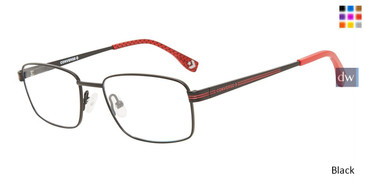 Black Converse K108 Eyeglasses - Teenager