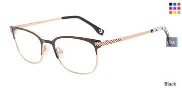 Black Converse K203 Eyeglasses - Teenager