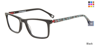 Black Converse K309 Eyeglasses - Teenager