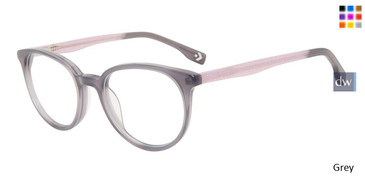 Grey Converse K406 Eyeglasses - Teenager