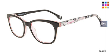 Black Converse K407 Eyeglasses - Teenager