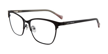 Black Lucky Brand D114 Eyeglasses.