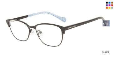 Black Lucky Kid D717 Eyeglasses