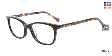 Black Lucky Kid D719 Eyeglasses