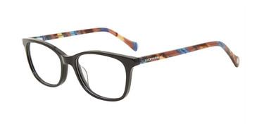 Black Lucky Kid D719 Eyeglasses.