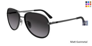 Matt Gunmetal Police SPL781E Sunglasses