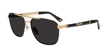 Black 08ES Police SPL890 Sunglasses