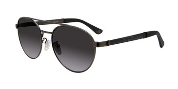 Black 0627 Police SPL891 Sunglasses
