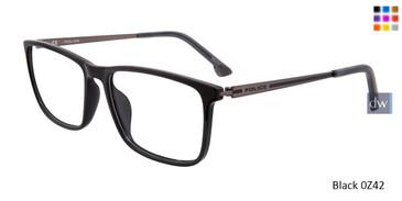 Black 0Z42 Police VPL799 Eyeglasses