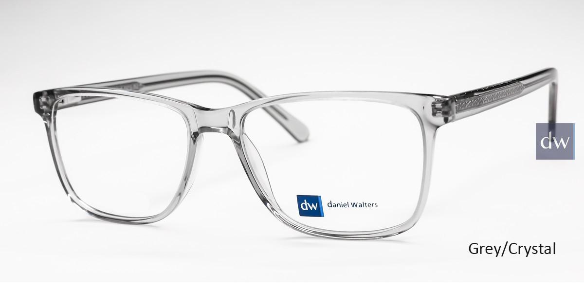 Grey/Crystal Daniel Walters EAY906 Eyeglasses