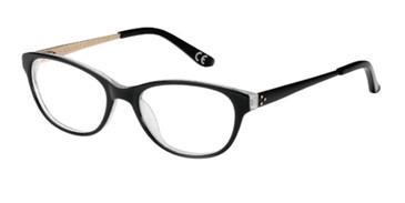 Black Corinne McCormack Sylvan Place Eyeglasses