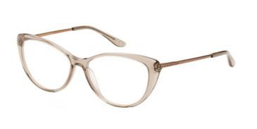 Black Corinne McCormack Hylan Boulevard Eyeglasses.