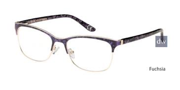 Fuchsia Corinne McCormack Liberty Avenue Eyeglasses