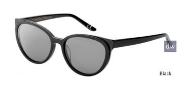 Black Corinne McCormack Rutgers Sunglasses