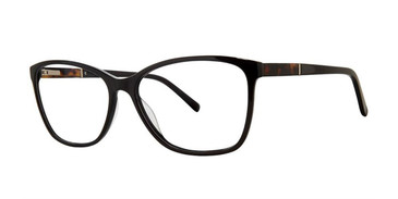 Black Vivid Collection 898 Eyeglasses.