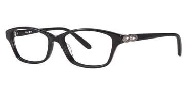 Black Vera Wang Aislin Eyeglasses.