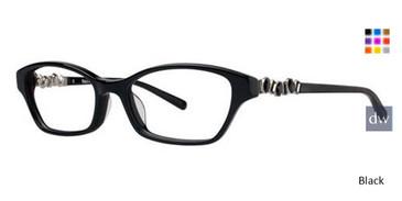 Black Vera Wang Alrisha Eyeglasses.