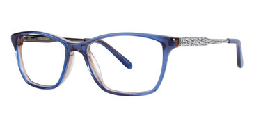 Blueberry Vera Wang Alviva Eyeglasses.