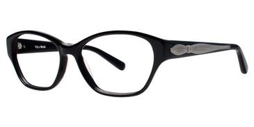 Black Vera Wang Atea Eyeglasses.