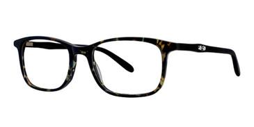 Black Vera Wang Avelina Eyeglasses.