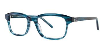 Navy Vera Wang Axelle Eyeglasses.