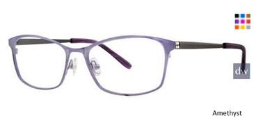 Amethyst Vera Wang Brystal Eyeglasses.