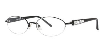 Black Vera Wang Celestial Eyeglasses.
