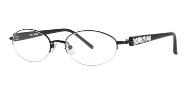 Black Vera Wang Celestial Eyeglasses - Teenager.