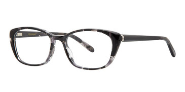 Black Marble Vera Wang Crysta Eyeglasses.