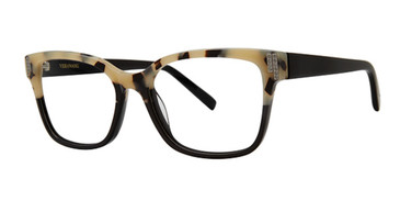 Black Tortoise Vera Wang Deryn Eyeglasses.