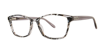 Black Marble Vera Wang Devon Eyeglasses.