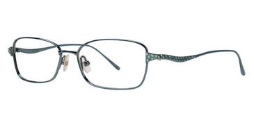 Pacific Opal Vera Wang Divetta Eyeglasses.