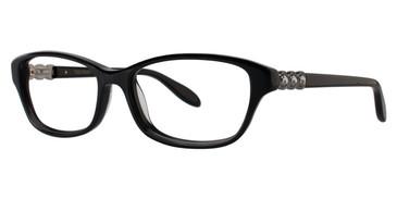 Black Vera Wang Elgantine Eyeglasses