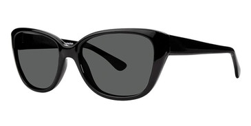 Shiny Black Vivid Retro Shades 8 Sunglasses.