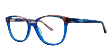 Blue Vivid Splash 72 Eyeglasses.