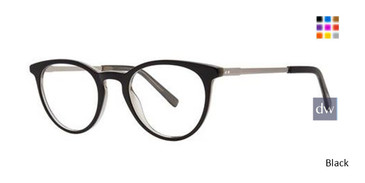 Black Vera Wang Ginger Eyeglasses - Teenager.