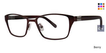 Berry  Vera Wang Ilya Eyeglasses.