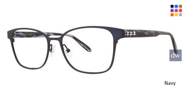 Navy Vera Wang Karrah Eyeglasses.
