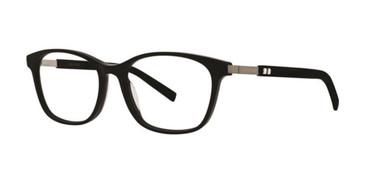 Jet Black Vera Wang Kora Eyeglasses.