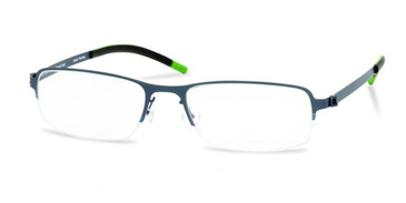 Blue Free-Form FFA904 Eyeglasses.