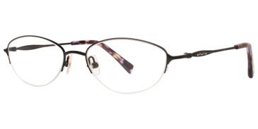 Black Vera Wang Lacerta Eyeglasses.