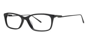 Black Vera Wang Lanthe Eyeglasses.