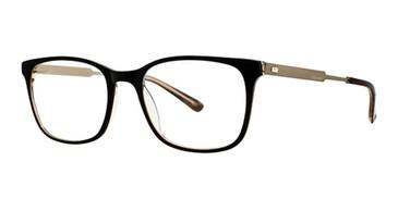 Black Vera Wang Leilani Eyeglasses.