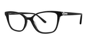 Black Vera Wang Lola Eyeglasses.