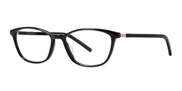 Black Vera Wang Loralei Eyeglasses.