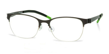 Brown Free-Form FFA907 Eyeglasses - Teenager