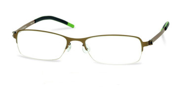 Copper Free-Form FFA909 Eyeglasses.